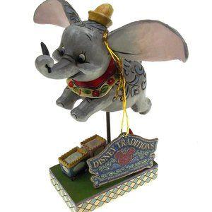Walt Disney Jim Shore Enesco Dumbo Faith in Flight